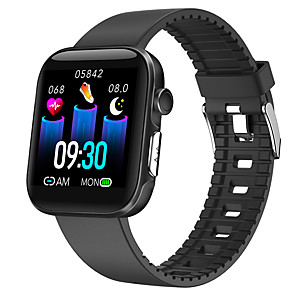 cheap Smartwatches-Gt2 New Smart Watch Full Touch Ecg Watch Blood Oxygen Heart Rate Blood Pressure Monitoring Sports Smart Watch