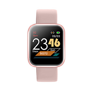 cheap Smartwatches-P70S Smart Watch Bluetooth Fitness Watch Bracelet Double Strap Sleep Blood Pressure Heart Rate Monitor Sport Bracelet Smartwatch