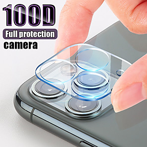 cheap iPhone Cases-Transparent back cover camera lens screen protector protective ftempered glass for IPhone 11 Pro Max/11/11 Pro