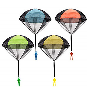 cheap Inflatable Ride-ons & Pool Floats-Toy Parachutes Throwing Toy Flying Toy Plastic Fabrics Sports & Outdoors Tangle Free Kid's Party Favors  for Kid's Gifts