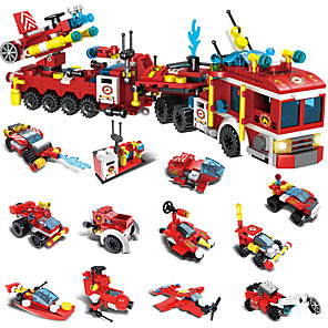 cheap Building Blocks-Building Blocks Educational Toy Construction Set Toys 222 pcs compatible Legoing Stress and Anxiety Relief All Boys' Girls' Toy Gift / Kid's