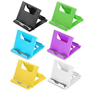 cheap Phone Mounts & Holders-Desk Mount Stand Holder Foldable Adjustable Rubber Holder