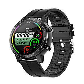 cheap Smart Wristbands-S30 Unisex Smartwatch Android iOS Bluetooth Heart Rate Monitor Blood Pressure Measurement Sports Calories Burned Long Standby Stopwatch Pedometer Call Reminder Sleep Tracker Sedentary Reminder