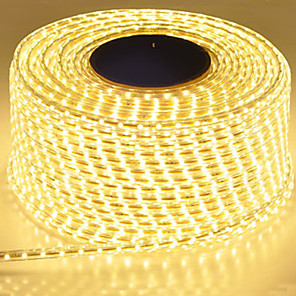 cheap LED Strip Lights-Waterproof LED Strip IP65 LED Tape 120LEDs/M String lights SMD5630 Flexible Light Garden lamp Two Row LED Strips