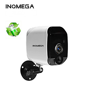cheap Outdoor IP Network Cameras-INQMEGA Tuya Mobile Detection Camera Low Power Battery Home Security Monitor WiFi Intelligent Monitor Camera