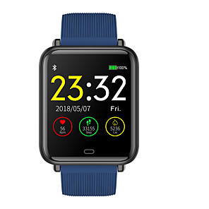 cheap Smartwatches-Q9T Long Battery-life Smartwatch Support ECG/SPO2 Measurement Compitable with IOS/Android Phones