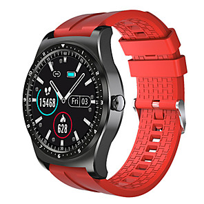 cheap Smartwatches-Q69 Smartwatch for Android/ IOS/ Samsung Phones, Bluetooth Fitness Tracker Support Heart Rate Monitor & Blood Pressure Measurement