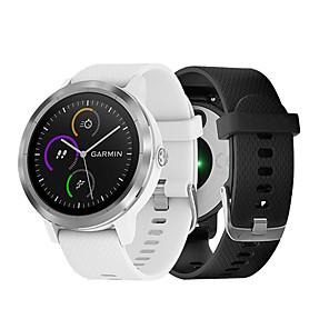 cheap Smartwatch Bands-Watch Band for Vivoactive 3 Garmin Sport Band Silicone Wrist Strap
