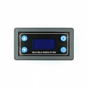 cheap Relays-XY-WJ01 Reles de Sentido Unico modulo Gatilho Atraso Loop Cronometragem Interruptor de Circuito Equipamentos Eletricos suprimentos reles