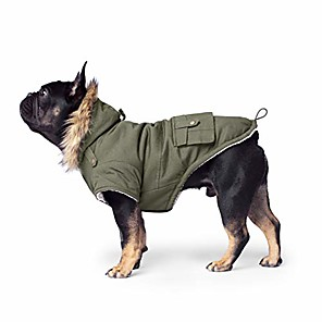 """cheap Dog Collars, Harnesses & Leashes-dog parka 