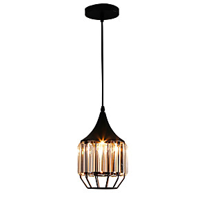 cheap LED String Lights-15 cm Single Design Pendant Light Metal Modern 110-120V 220-240V