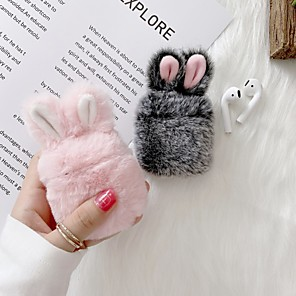 cheap iPhone Cases-Case For AirPods Cute / Lovely Headphone Case Soft