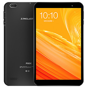 cheap Android Tablets-Teclast P80X 8 inch Tablet Android 9.0 4G Phablet SC9863A Octa Core 1280*800 IPS 2GB RAM 32GB ROM Tablet PC Dual Cameras GPS