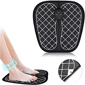 cheap Body Massager-Portable Foot Massager Relieve Pain Promoting Blood Circulation Deep Kneading Shiatsu Foot Acupoint Muscle Stimulato Massager