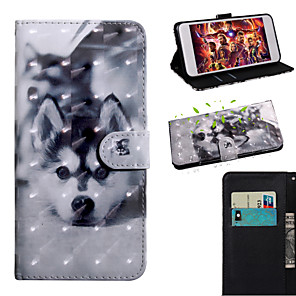 cheap Other Phone Case-Case For Samsung Galaxy A10 A20 A30 A40 A50 A70 A80 A90 Wallet Card Holder Full Body Cases Cartoon PU Leather TPU