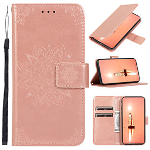 cheap Other Phone Case-Case For ASUS ZC554KL ZE620KL ZS620KL Card Holder Flip Magnetic Full Body Cases Solid Colored PU Leather TPU