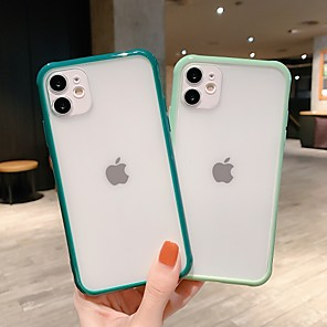 cheap iPhone Cases-Case For Apple iPhone 6 6s 6p 6sp iPhone 7 7P 8 8P iPhone X iPhone XS iPhone XR iPhone XS max iPhone 11 11 Pro 11 Pro Max iPhone SE (2020) with Stand Pattern Back Cover Color Gradient Marble TPU