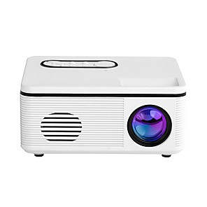 cheap Projectors-S361 HD Mini Projector Mini Projector LED Android WiFi Projector Video Home Cinema 3D HDMI Movie Game Projector