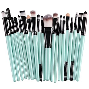 cheap Makeup Brush Sets-Professional Makeup Brushes 20pcs Professional Soft Full Coverage Comfy Plastic for Makeup Brush Set