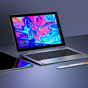 cheap MINI PC-CHUWI Hi10 X Version Tablet 10.1 inch FHD Screen Intel N4100 Quad Core 6GB RAM 128GB ROM Windows Tablets Dual Band 2.4G/5G Wifi