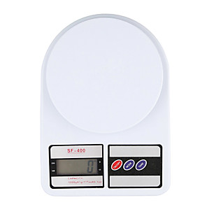 cheap Measuring Tools-Portable 5kg 1g Digital Scale LCD Electronic Scales Steelyard Kitchen Scales Postal Food Balance Measuring Weight Libra Use 2 AA batteries not included