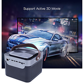 cheap Projectors-Full HD 1920x1080 Projector 4K 3D ANSI 1000lumens Android (3G32G) 5G wifi DLP Proyector Auto focus video Beamer