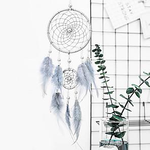 cheap Dreamcatcher-Innovative Dream Catcher Pendant Hand-Woven Ornaments Handmade Birthday Gift Dreamcatcher Home Room Decoration