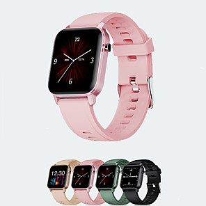 cheap Smartwatches-M2 smart watch women Bracelet IP68 Waterproof 1.4 Inch Full Touch Screen Sport Fitness Tracker Music Camera Control Compatible IOS/Android Phones
