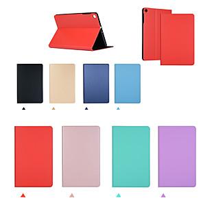 cheap iPad case-Case For Apple iPad Pro 11'' / Ipad Pro 11''2020 Flip / Auto Sleep / Wake Up Full Body Cases Solid Colored PU Leather / TPU