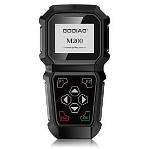 abordables Reproductores DVD para Coche-Godiag m200 chrysler / jeep herramienta profesional de ajuste de odómetro obdii de mano