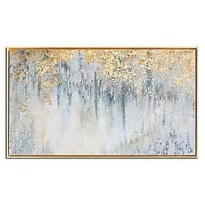 preiswerte Ölgemälde-100% handgemalte zeitgenössische abstrakte Ölgemälde moderne dekorative Kunstwerke auf gerollter Leinwand Wandkunst bereit für die Dekoration Wanddekoration zu hängen