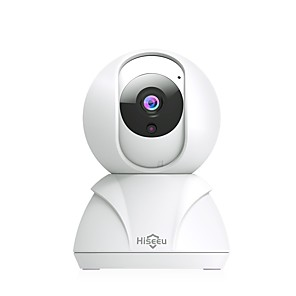 cheap Indoor IP Network Cameras-Hiseeu 1080P Home Security IP Camera Wireless Smart WiFi Camera Audio Record Baby Monitor HD Mini CCTV Camera ModelsFH3C (1080P)