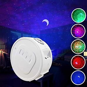 cheap Projectors-Star sky nebula light LED Ocean Star Projector Light Night Light Projector Starry Sky Nebula Galaxy Projector Rotation Light