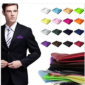 cheap Party Supplies-Wedding / Bachelor's Party Party Accessories Others Solid Terylene Classic Theme