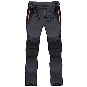 cheap Hiking Trousers & Shorts-quick dry pants men hiking pants mens fishing pants camping pants climbing pants softshell pants men tactical pants mens work pants dark grey