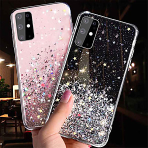 cheap Samsung Case-Glitter Bling Sequins Case for Samsung Galaxy Note 20 Note 20 Ultra Note 10 Note 10 Plus S20 S20 Plus S20 Ultra S10 S10 Plus S10E S10 Lite S9 S9 Plus A10 A20 A30 A50 A70 A11 A21 A21S A31 A41 A51 A71