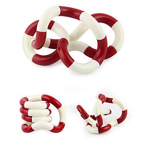 halpa Magneettilelut-squishy Squishies Squishy Toy Puristeltava lelu Crooked Circle Jumbo -squies Lievittää stressiä DIY ABS Käyttötarkoitus Lasten Aikuisten Poikien Tyttöjen Lahja Juhla suosikki