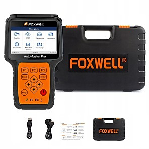 cheap Motorcycle Helmet Headsets-Foxwell NT680 pro All Systems Diagnostic Scanner with Oil Light/Service Reset EPB Functions Updated Version of NT624 Full System