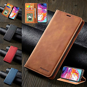cheap Xiaomi Case-Luxury Leather Magnetic Flip Case for Xiaomi Redmi Note 9 Note 9 Pro Note 9S Note 9 Pro Max Note 8 Note 8 Pro
