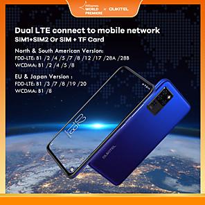 """cheap Cell Phones-OUKITEL C21 6.4 inch """" 4G Smartphone ( 4GB + 64GB MediaTek MT6771 4000 mAh mAh )"""