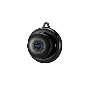 cheap Security Sensors-WIFI Tuya Smart Mini 1080P IP Camera Wireless Surveillance For Home Security HD 2MP Night Vision TF Card Slot Audio Smart Life