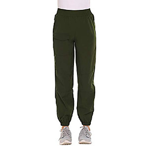 cheap Hiking Trousers & Shorts-hiking pants quick drying outdoor lightweight travel cargo pants camping rain pants for women misty grey