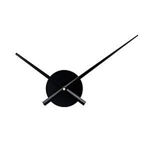 cheap Clock Parts-3d clock hands, diy large clock hands needles wall clocks 3d home art decor quartz clock mechanism accessories