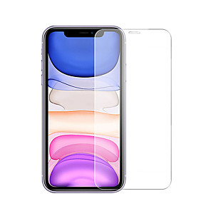 cheap iPhone Cases-HD Tempered Glass Screen Protector Film For Apple iPhone 11 Pro Max 11 XS Max XS 8 Plus 7 Plus 6 Plus 6s SE 2020 8 8