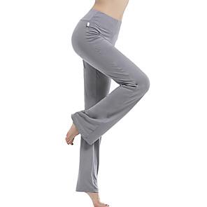 cheap Women's Yoga Pants-Women's High Waist Yoga Pants Breathable Pink Black Purple Fitness Gym Workout Pilates Winter Sports Activewear Stretchy