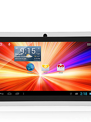 cheap iPad Keyboards-7 Inch Android Tablet (Android 4.4 1024*600 Quad Core 512MB RAM 8GB ROM)