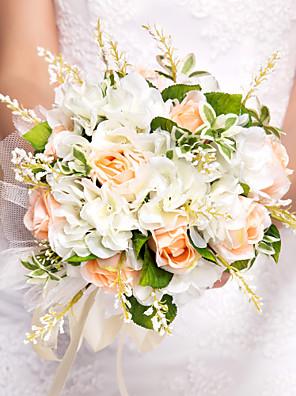 "cheap Cocktail Dresses-Wedding Flowers Bouquets Wedding Silk 11.02""(Approx.28cm)"