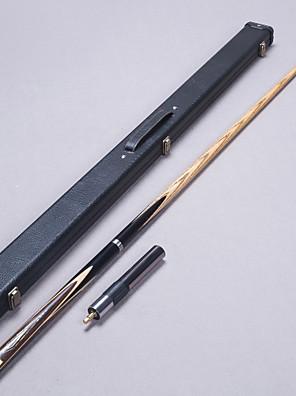 levne Jednorožec Šaty-LP 3/4 2-kus Pool tága Cue Sticks Dřevo Snooker Angličtina Kulečník Vodní modrá