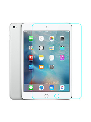 cheap iPad case-AppleScreen ProtectoriPad Mini 5 High Definition (HD) Front Screen Protector 1 pc Tempered Glass / iPad Mini 4