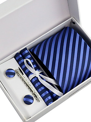cheap Shirts-Men's Luxury / Stripes Creative Stylish